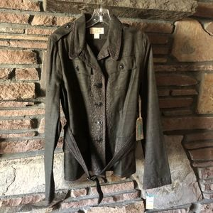 NWT Ralph Lauren Polo Jeans Belted Blazer